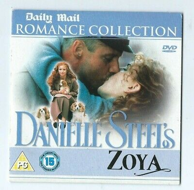 Danielle Steel's Zoya Daily Mail Romance Collection DVD • 2.29£