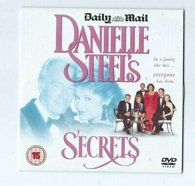 Danielle Steel's - Secrets --  Daily Mail Promo Dvd • 2.29£