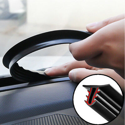 1.6m Car Dashboard Sealing Strips Styling Universal For Car Interior Accessories • 6.99£