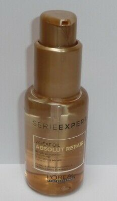 L'oreal Professionel Serie Expert Wheat Oil   Absolut Repair  Serum 50ml  • 13.40£
