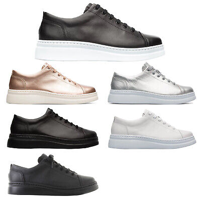 £64.28 • Buy Camper Womens Trainers Runner Up K200508 Low-top Lace-up Sneakers Leather