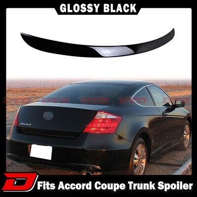 $ CDN119.22 • Buy Painted FOR HONDA 08-12 Accord OE Coupe Rear Trunk Spoiler  #B92P BLACK