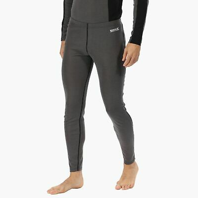 Regatta Men's Zimba Base Layer Leggings Grey • 17.95£