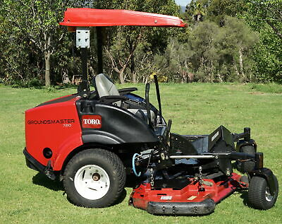 AU12750 • Buy Toro 7210 Zero Turn 72  Lawn Mower 35hp Diesel - ONLY 1600hrs!!