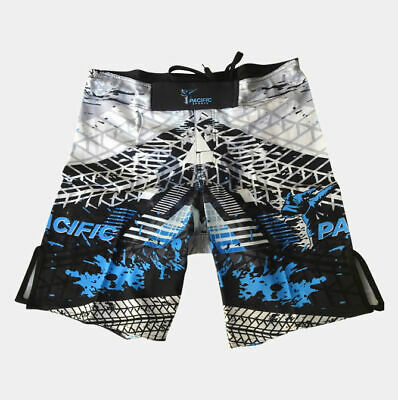 AU35 • Buy MMA Shorts, 4-way Stretch, 100% Polyester All Sizes From Small To Extra