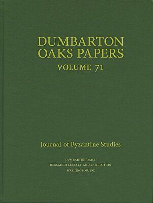 Dumbarton Oaks Papers, 71 By Boeck, Maas  New 9780884024200 Fast Free Shipping+= • 101.97£