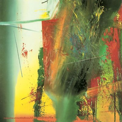 $114.99 • Buy DG 1991 By Gerhard Richter Offset Lithograph Art Print Abstract Poster 46x46
