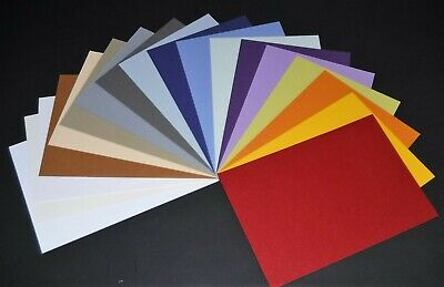 £4.95 • Buy 10 X A4 Pearlised Shimmer Card Double Sided Card Various Colours