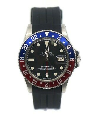 $ CDN14529.35 • Buy Rolex GMT-Master Stainless Steel Watch 1675