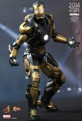 AU449.99 • Buy HOT TOYS IRON MAN 3 PYTHON Mark XX 20 New & Sealed In Brown Shipper FREE POST