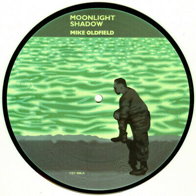 £29.99 • Buy Mike Oldfield, Moonlight Shadow, NEW Original UK PICTURE DISC 7  Vinyl Single