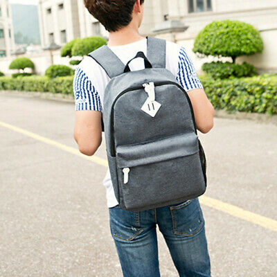 $26.69 • Buy Lightweight Waterproof Casual Backpack School Bag Laptop Bag Teenager Girls Boys