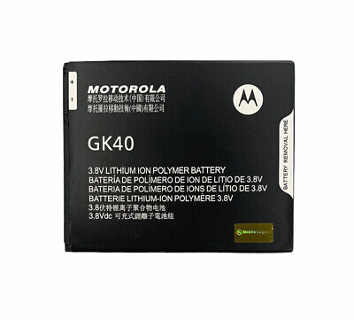 AU28.99 • Buy OEM Original Motorola Moto E4 / E5 / E5 PLAY Battery Replacement GK40 2800mAh