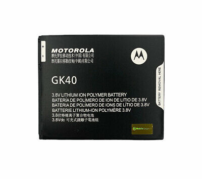 AU28.99 • Buy OEM Original Motorola Moto G5 Battery Replacement GK40 2800mAh