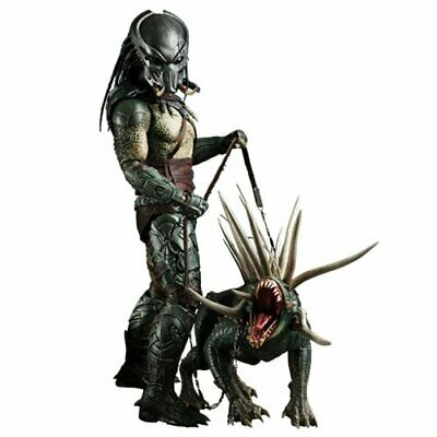 $ CDN983.35 • Buy TRACKER PREDATOR With Hound 14 1/6 Scale Figure Alien HOT TOYS From Japan New