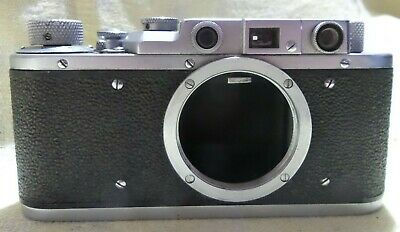 $64.99 • Buy ZORKI 1 (I) Vintage Russian Leica M39 Mount Camera BODY Only  0841