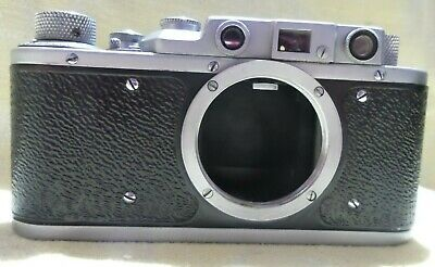 $64.99 • Buy ZORKI 1 (I) Vintage Russian Leica M39 Mount Camera BODY Only  0817