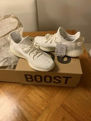 AU499 • Buy Adidas Yeezy boost 350 V2 Triple White Uk 7 Us 7 1/2 Shoes New In Box With Tags