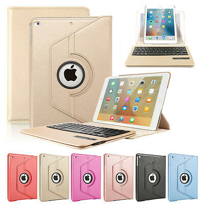 AU15.99 • Buy IPad Pro 10.5  Case PU Leather Air 3 360 Rotating Case Cover Bluetooth Keyboard