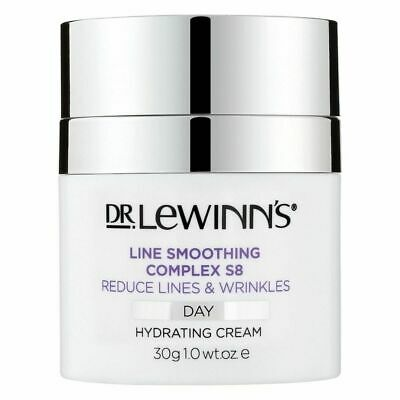 £33.91 • Buy AU SELLER Dr LeWinns Line Smoothing Complex S8 Hydrating DAY Cream 30g