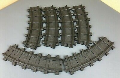 £11.99 • Buy Playmobil -  Train Track Six Curved Sections - G Scale