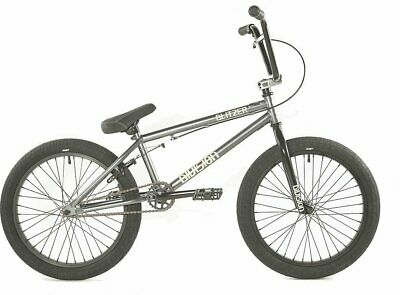 AU299.99 • Buy Division Blitzer 19.25  TT Complete BMX Bike Gun Metal Grey/Polished