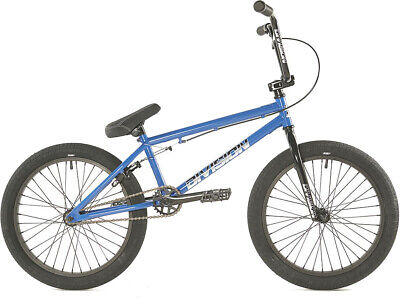 AU299.99 • Buy Division Crafter 19.5  TT Complete BMX Bike Blue
