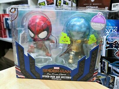 $ CDN67.44 • Buy Hot Toys Cosbaby(s) 633 Spiderman And Mysterio Far From Home Ver. Brand New!!
