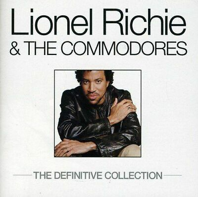 Lionel Richie & The Commodores - - CD • 1.68£
