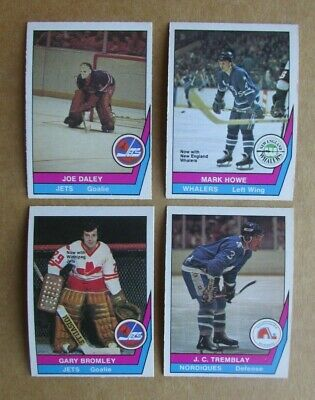 $1.99 • Buy 1977-78 Opc Wha Hockey Singles Complete Your Set Pick Choose