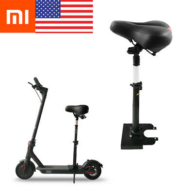 $36.09 • Buy Xiaomi M365 Scooter Pro Seat Saddle Foldable Height Adjustable Seat Pad US T3C4
