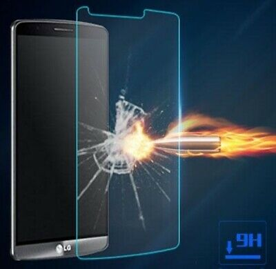 For { LG Stylo 5 } FULL 9H Premium Tempered Glass Screen Protector • 18.05£