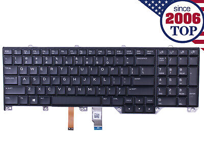 $ CDN62.75 • Buy Laptop Keyboard For ALIENWARE 17 R4 US Backlit Black