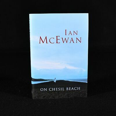 £104 • Buy 2007 On Chesil Beach Ian McEwan Signed First Edition Booker Prize Shortlist