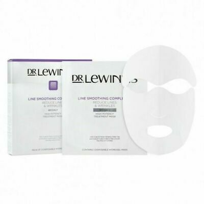 £19.60 • Buy AU SELLER Dr LeWinns Line Smoothing Complex High Potency Treatment Mask 3 Piece