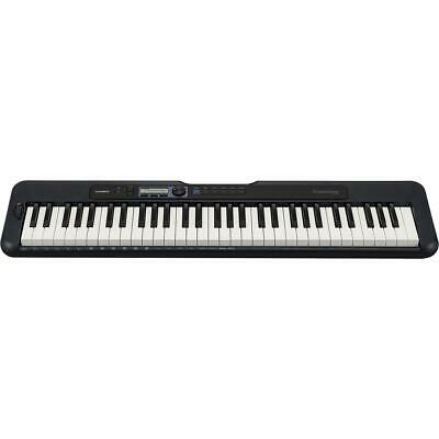 $149.99 • Buy Casio CT-S300 61-Key Digital Piano Style Keyboard With Touch Response, Black