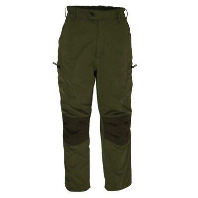 Jack Pyke Of England Weardale Trousers Mens Green Country Wear Hunt Fish Game • 39.49£