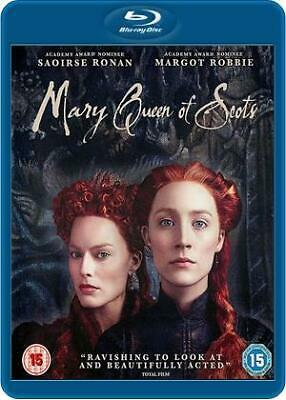 Mary Queen Of Scots Blu-ray (2018) • 5.74£