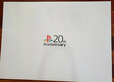 AU1799 • Buy Sony PlayStation 4 (PS4) 20th Anniversary Edition AUS PAL NEW AND SEALED