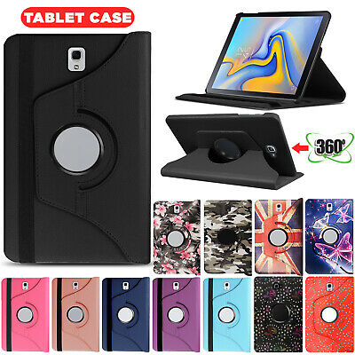 £4.99 • Buy Leather 360 Smart Stand Case Cover For Samsung Galaxy Tab A 10 8 7 Inch Tablets