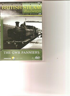 British Steam Railways (No.26) The GWR Panniers DVD • 4.99£