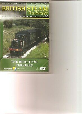 British Steam Railways (No.30) The Brighton Terriers DVD • 2.99£