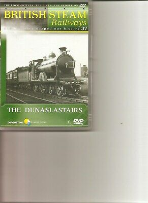 British Steam Railways (No.37) The Dunalastairs DVD • 2.99£