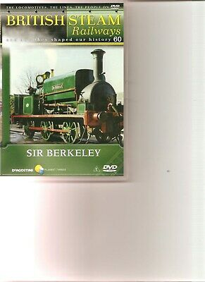 British Steam Railways (No.60) Sir Berkeley DVD • 2.99£