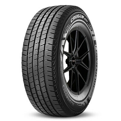 4-245/55R19 Kumho Crugen HT51 103T B/4 Ply BSW Tires • 588$