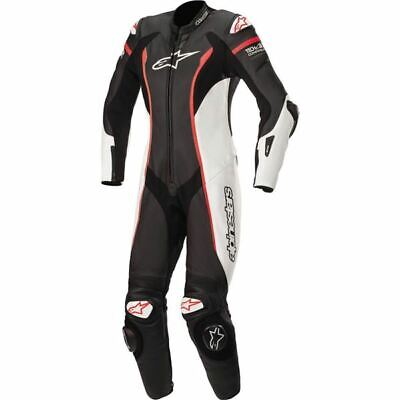 $999.95 • Buy Alpinestars Stella Missile  1-PC Lthr Motorcycle Suit - Blk/Wht/Red, All Sizes