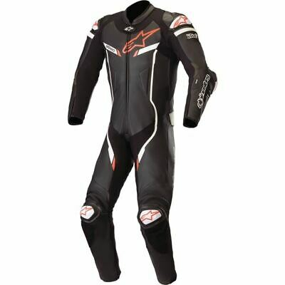 $1299.95 • Buy Alpinestars GP Pro V2  1-PC Leather Motorcycle Suit - Blk/Wht/Red, All Sizes