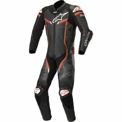 $1299.95 • Buy Alpinestars GP Pro V2  1-PC Leather Motorcycle Suit - Blk/Camo/Red, All Sizes