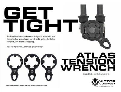 $39.99 • Buy Victor Company ATLAS TENSION WRENCH