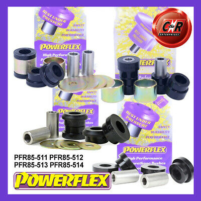 AU357.83 • Buy VW Passat B6 B7 06-13 Powerflex Rear Lower + Uppr Link Bushes PFR85-511/12/13/14